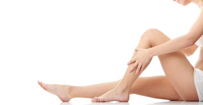 Como aliviar la pesadez de los pies