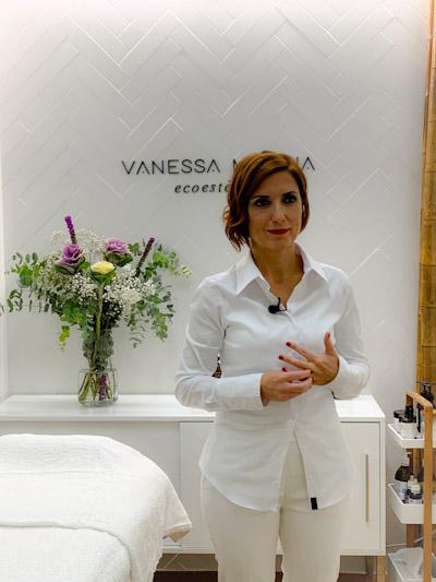 ¿Qué es la belleza para Vanessa Molina?